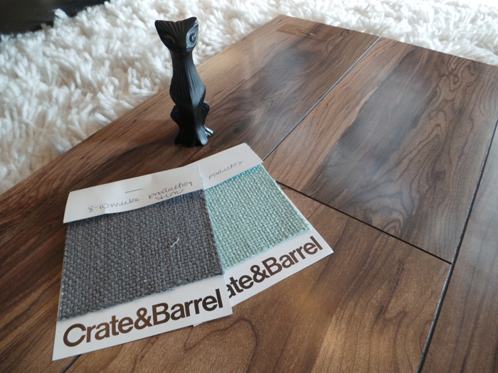 Wood Floor Samples- evanandkatelyn.com