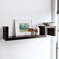 "DIY West Elm ""S"" Shelf"