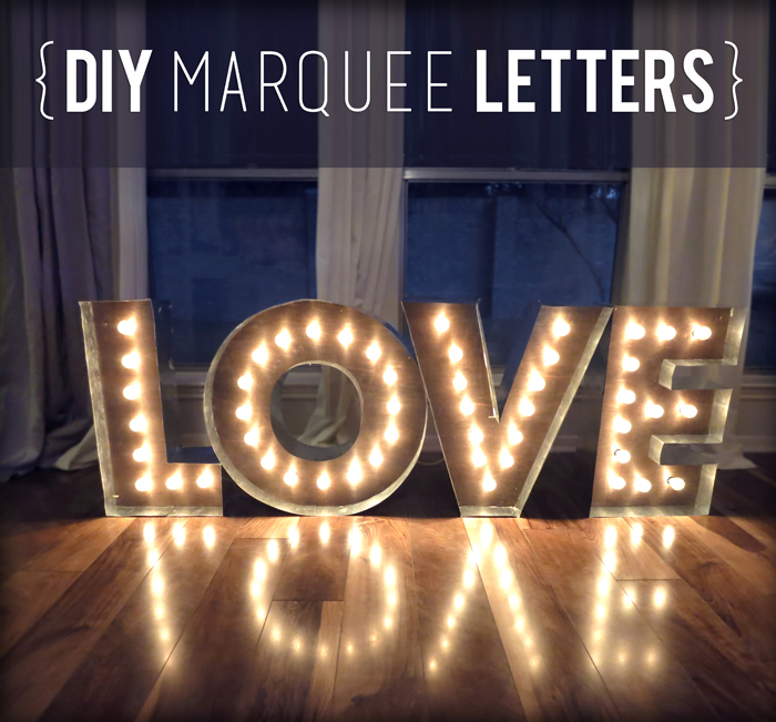 Where To Buy Marquee Love Letters