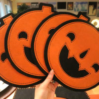From Felt Placemats to DIY Pumpkin Garland