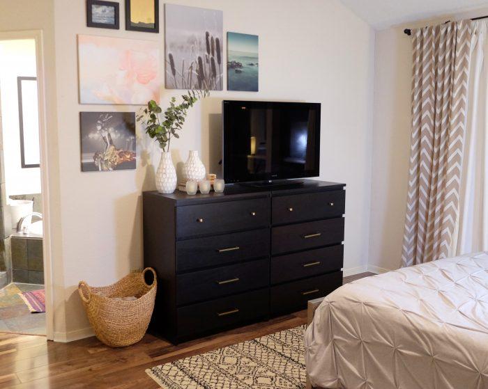 Ikea Malm Dresser Hack Evan Katelyn Home Diy Tutorials