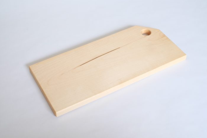 DIY Solid Wood Cutting Board - evanandkatelyn.com