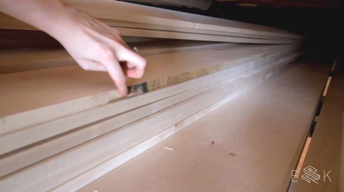 DIY Solid Wood Cutting Board - evanandkatelyn.com